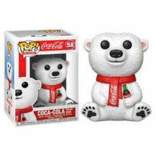 Funko POP Ad Icons: Coca-Cola - Polar Bear [HRAČKA]